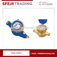 Medidor de água de resistência à corrosão e calor para medir o volume de água fria / quente