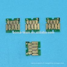 T33 cartouche d'encre réinitialiser la puce de toner pour epson t33xl t3351 t3361 - t3364 puces à arc pour epson xp635 xp830 xp630 xp640 xp645 xp540