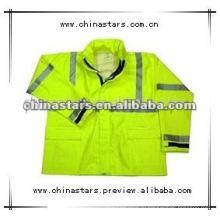 Защитная куртка с высокой отражательной способностью