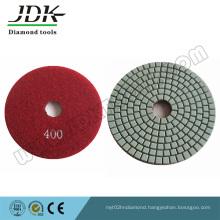 125mm Grit 100 Diamond Flexible Polishing Pad