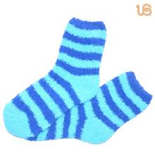 Женская полоса нечеткие носок