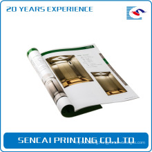 cheap China professional printing Paper cheap magazine printing