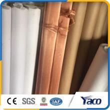 Malla de alambre de cobre de alta calidad de China para el filtro y el equipo electrónico de protección