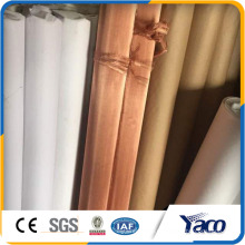 China malha de arame de cobre de alta qualidade para filtro e blindagem de equipamentos eletrônicos