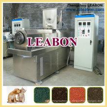 Línea de producción automática de alimentos para mascotas de 300-500 kg / h