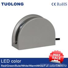 Luz caliente del punto de la luz lateral 9W LED de los productos de la venta IP65