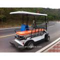 2 Personen Golfwagen Krankenwagen Warenkorb Mode-Typ billig zu verkaufen