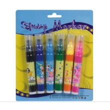 Color Stamp Marker Pen