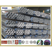 "1/2"" Galvanised steel pipe to JIS 3466, JIS 3444 and various standards exported to Thailand market"