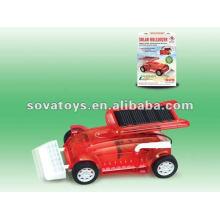 Brinquedo solar do brinquedo do carro de competência mini