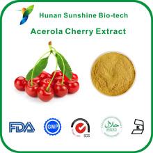 25% Vitamine C UV 4: 1 TLC Acérola Cherry Extrait