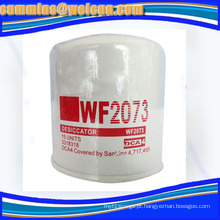 CUMMINS Wf2073 Wf2053 3315115 Máquina de filtro de água Fleetguard