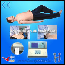 HOT SALES Advanced multi-functional first-aid training dummy ACLS manikin