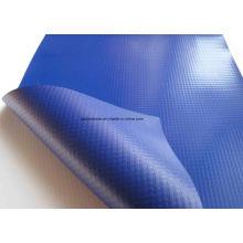 PVC-überzogene Plane Die beste Plane Paddy Stack Cover