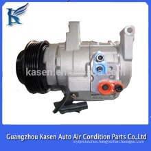 DCS17 12v auto electric ac compressor for car Chrysler COMPASS 7