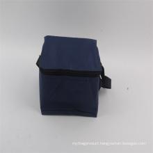 Factory direct sales double shoulder waterproof double-sided aluminum foil ice pack ice bag cold bag double shoulder picnic bag backpack custom logo