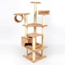 кошка мебель кошка дерево с сизаля веревка