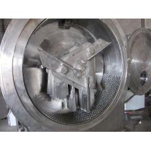 2017 B series universal amoladora, SS cilíndrica rectificadora especificación, pequeña máquina de pulir con bolsa de tela