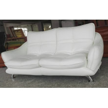 Construction Project PU Leather Sofa (621)