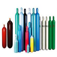 Exportation de 40L vers la bouteille de gaz oxygène de l'Égypte