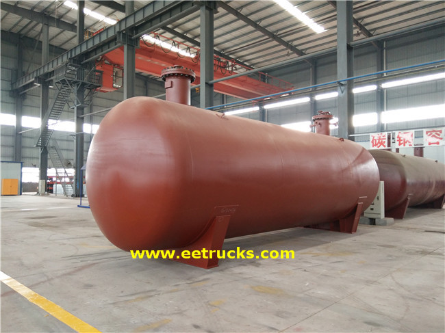 LPG Mounded Storage Tanks