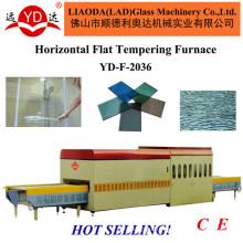 Liaoda (LAD) Horizontal Flat/Bend Glass Tempering Machine