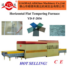 Liaoda (LAD) Horizontal Flat/Bend Glass Tempering Machine
