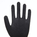 Cotton Latex Thumb Fully Coated Work Gloves