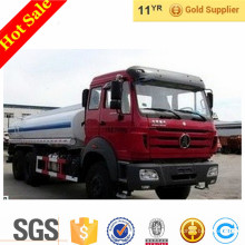 Beiben Camión cisterna de combustible Camión cisterna de reabastecimiento 20cbm