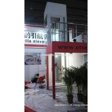 OTSE elevador de elevador residencial / plataforma de cinto elevador de casa