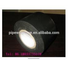 Cinta de envoltura interna de PE aplicada en frío para la protección contra la corrosión de la tubería de acero al carbono