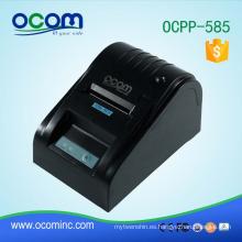 OCPP-585: Impresora térmica del USB de la impresora del recibo de la mini de 58m m barata tamaño pequeño con buen precio