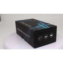 Máquina de micropigmentação com kit microblading da Coreia F1 popular PMU MTS máquina de maquiagem permanente sem fio