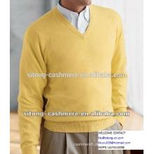 Kaschmir-Männer-Pullover