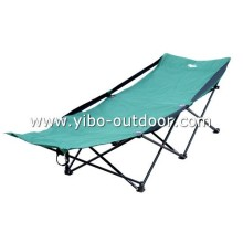 foldable camping bed with great weight capacity