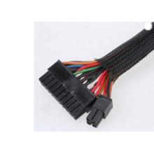 Luva de cabo de nylon para chicote de fios expansível