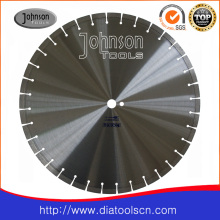 500mm Asphalt Cutting Blade: Laser Diamond Saw Blade