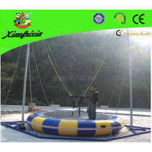 Single Inflatable of Bungee Trampoline