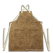 waxed canvas tool carpenter apron