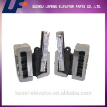 elevator progressive safety gear, safety gear, elevator spare parts