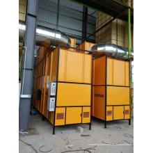 Precio de fábrica secadora de grano gastado / máquina secadora de arroz