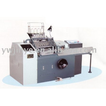 Semi-automatic thread sewing machine