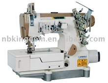 JT888-FQ-Z Computer-Controlled Direct Drive Automatic Cut-Yarn Multi-Functional Stretch Sewing Machine
