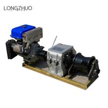 5T Diesel Engine Powered Winch