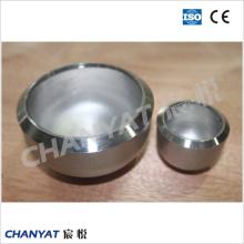 Сварная торцевая заглушка из нержавеющей стали A403 (304, 310S, 316)