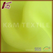 Высокое качество 100% чистый шелк Морщинка Жоржет ткань для Леди Макси платье