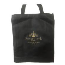 Logo printed non woven hotel advertising bag