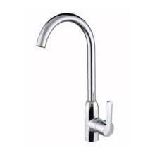 Stainless Steel Body ABS Handle Kitchen Faucet