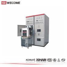 Metal de Media Tensión KYN28 10kV revestido tablero de distribución de fase 3