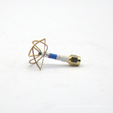 Mini 5.8GHz Clover Leaf Antenna for Transmitter and Receiver (SMA) (RHCP)